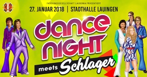 Laudonia Dance Night meets Schlager